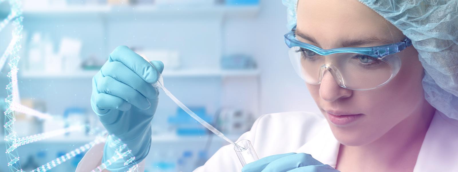 Tecnologia Avançada em DNA
